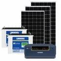 Luminous 1 kw off Grid Solar System for Homes