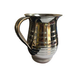 Classic Stainless Steel Water Jug