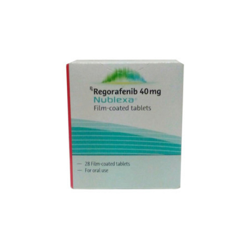 Stivarga Generic Anti Cancer Medicines Packaging Type Box 28 Tablets Rs 10 Piece Id 11101388112