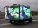 Outdoor LED Mobile Van Hire For Election Campaigning