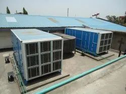 Air Handling Unit For Electrical And Control Panel Rooms