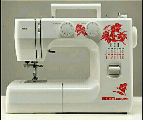 Usha Janome Allure Dlx Sewing Machine At Rs 13000 Piece Usha Janome Sewing Machine Id 20614324148