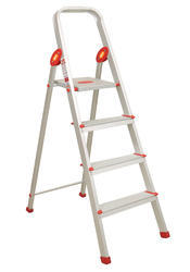 4 Steps Aluminum Ladder