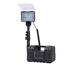 REALBUY LED Remote Area Portable Search Light 72W (Cool White 6500k, IP 65 Water-Proof)