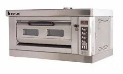 Digital Single Deck Electric Oven With Steam