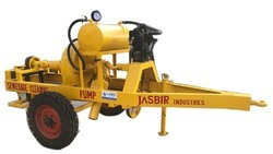 Jasbir Industries Sewage Cleaning Machine
