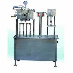 Semi Automatic Soft Drink Filling Machine