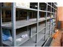 Mild Steel Heavy Duty Storage Racks, For Industrial