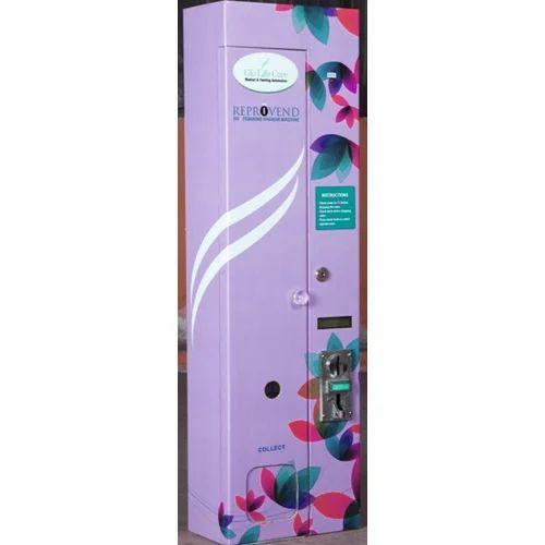 Sanitary Pads Vending Machines - Sanitary Pad Vending Machine