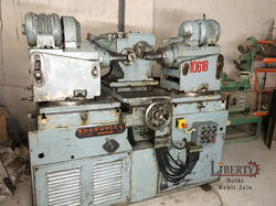 Gear Tooth Rounding Machine