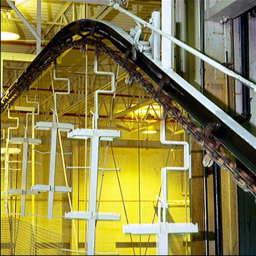 Industrial I Beam Overhead Conveyor