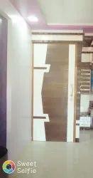 Modular Wooden Door