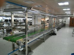Mobile Phone Assembly Conveyor