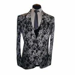 36 - 44 Silk Mens Party Wear Suit