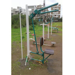 Outdoor Chest Press