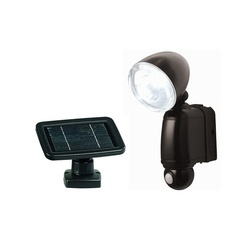 Solar Motion Security Floodlight