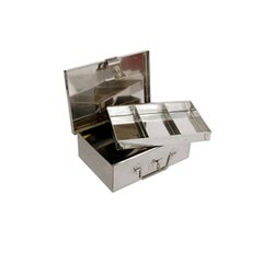 Stainless Steel Tray Money Box