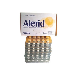 Alerid Tablet, 10 Mg, 10x10 Tablets