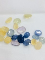 Ceylon Natural Blue Sapphire Neelam Gemstone