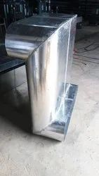 Flat Oval Duct