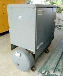 Used atlascopco compressor