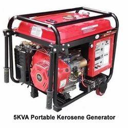 5kVA Portable Kerosene Generator, 220 V