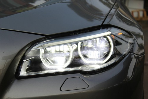 BMW 5 Series F10 M5 Upgraded LED Chip HeadLamp