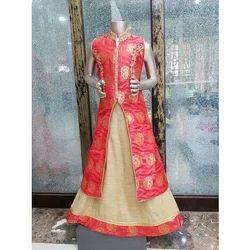 Western Sagan Designer Girls Gown, Size: 0-12