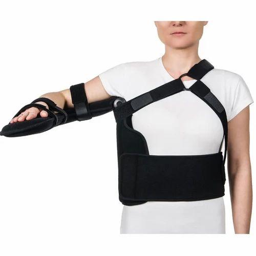how to make a shoulder brace