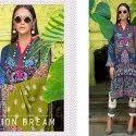 Pakistani Fancy Cotton Suit