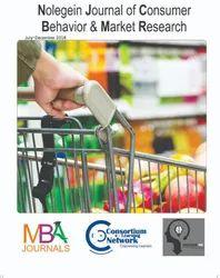 Nolegein Journal Of Consumer Behavior & Market Research