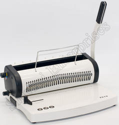 T619 Wiro Binding Machine