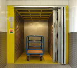 20 Feet Goods Lift, Capacity: 0-0.5 ton