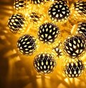 Moroccan LED Rice Light For Diwali decoration