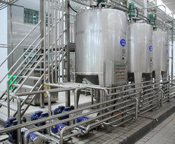 Automatic Liquid Syrup Production Line
