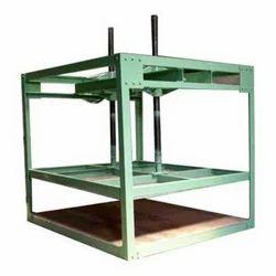 Corrugated Board Pressing Machine