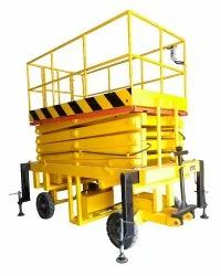 Outdoor Mobile Scissor Lift