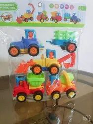 Plastic Toy Car