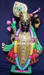 Marble Sreenath Ji Statues