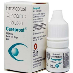 Careprost Eye Drops, 3ml