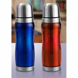 500 ml Curved Steel Flask