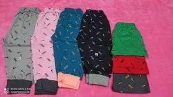 Casual Wear Printed Baby Leggings