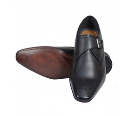 Men  Formal Shoes  AC 13649-Black