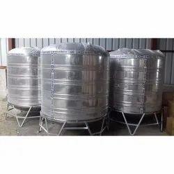 Keten SS304 Water Tank, Storage Capacity: 2000L