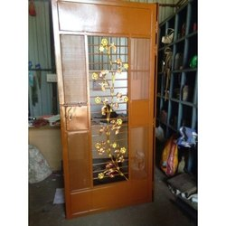 Decorative MS Safety Door