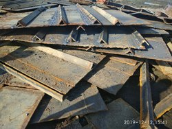 Black Iron HMS 1 and 2 and Used Rails, For Metal Industry, Packaging Type: Not fix