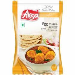 aksa Egg Masala, 100g, Packaging: Packet