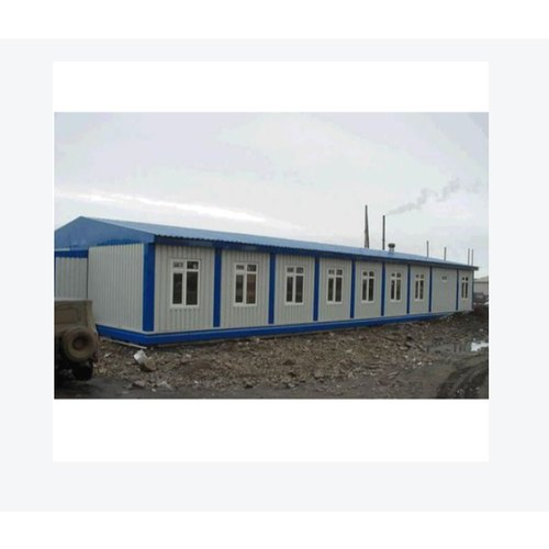 Panel Build Modular Prefabricated Steel Metal Building
