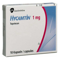 Hycamtin Cancer Tablet
