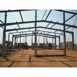 Steel Factory Pr-Engineering Buildings